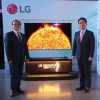 LG, en yeni OLED TV'lerini ve Nano Cell Display SUPER UHD TV'lerini tanıttı