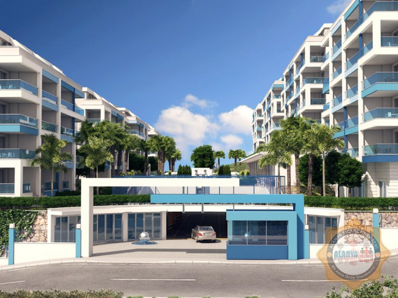 AURA BLUE - KESTEL - FOR SALE APARTMENTS