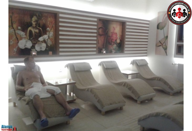 European Hamam Beauty Salon Alanya