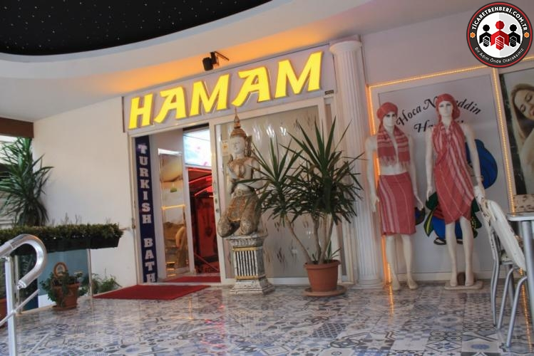 Nasrettin Hoca Hamam Spa Wellness