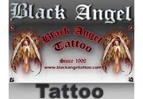 Black Angel Tattoo Piercing Damlataş Şubesi Alanya