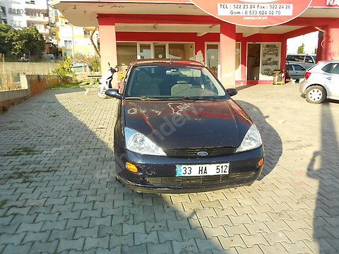2000 HATASIZ FOCUS 1.6 LPG'li SEDAN