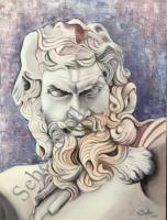 60*80 Kızgın Herakles