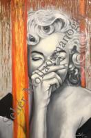 60*90 Marilyn Monroe