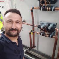 Dx bataryalı klima santrali montajları