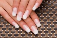 Nail Extensions With Gel French