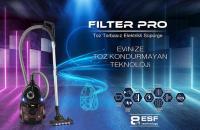 Fakir Filter Pro 8+1 Filtre Sistemli Alanya Kayhanlar'da