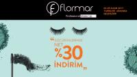 FLORMAR'dan hafta sonu kampanyası: Göz ürünlerinde net % 30 İNDİRİM