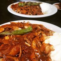 İskender Tavuk Kebab
