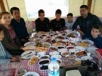 Alanya'da yöresel kahvaltı keyfi Ahbab Köftede
