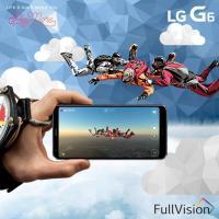 13 MP çift arka kameraya sahip LGG6 Cep Telefonu