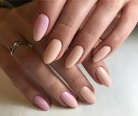 Shellac Permanent Nail Polish Process
