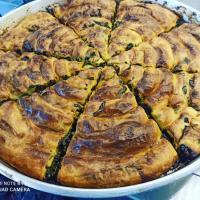 Ispanaklı Boşnak Böreği Siparişi