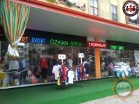 Alanya Spor Giyim Mağazaları