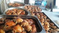 Tavuk Ziyafetinin en güzeli Oylat lokantasında