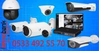 Otel ve Pansiyonlara Kamera ve Güvenlik sistemleri