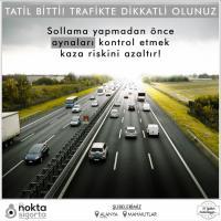 Trafik Sigortası Size En Uygun Tekliflerle